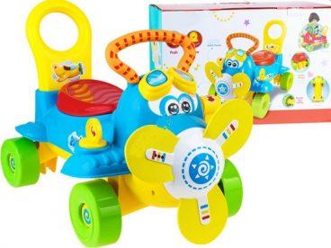 Detske odrazadlo- lietadlo, hracky pre deti, nase hrackarstvo