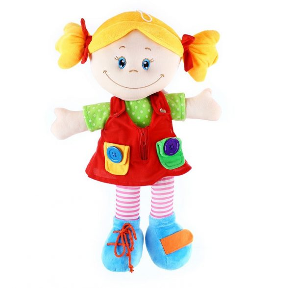 Bábika náučná Klára 46 cm