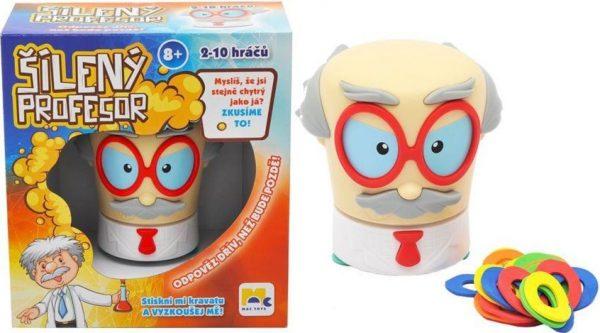 Mac Toys Hra Šialený profesor