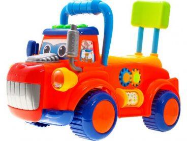interaktivne odrazadlo, hracky pre deti, nase hrackarstvo