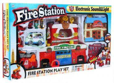 11-dielna hasičská sada pre chlapcov