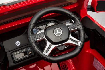 Ramiz Elektrické autíčko Mercedes G63 6x6 čierne
