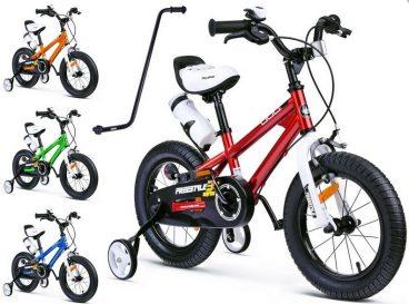 "Detský bicykel Royal Baby 16"" FREESTYLE"