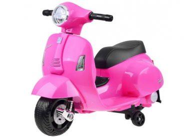 Elektrická motorka-skúter pre deti Vespa