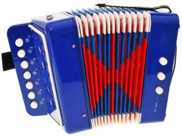 akordeon-harmonika pre deti, hracky pre deti, nase hrackarstvo