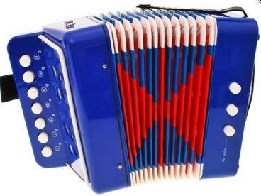 Akordeon - harmonika pre deti