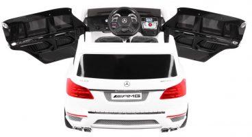 elektricke auticko Mercedes Benz GL63 obrazok 5